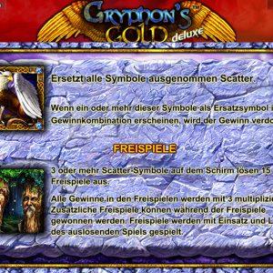 gryphons gold deluxe spielen