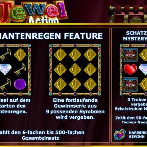 Novoline-jewel-action-bonus