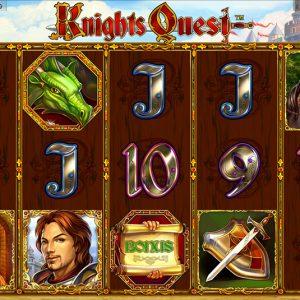 Novoline-knights-quest-spielautomat