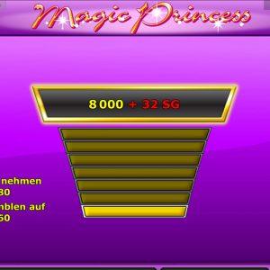 Novoline-magic-princess-risiko
