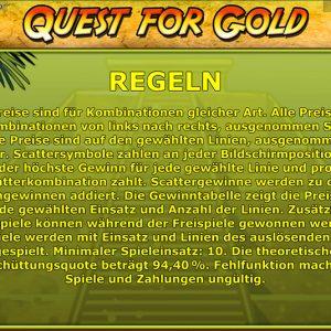 Novoline-quest-for-gold-regeln