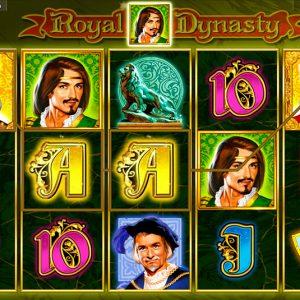 Novoline-royal-dynasty-spielautomat