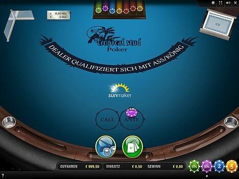 Spiele Tropical Stud Poker (EspreГџo) - Video Slots Online