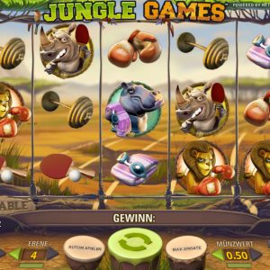 Jungle Games Spielautomat