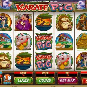 Karate Pig Vorschau
