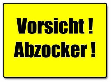 abzocker