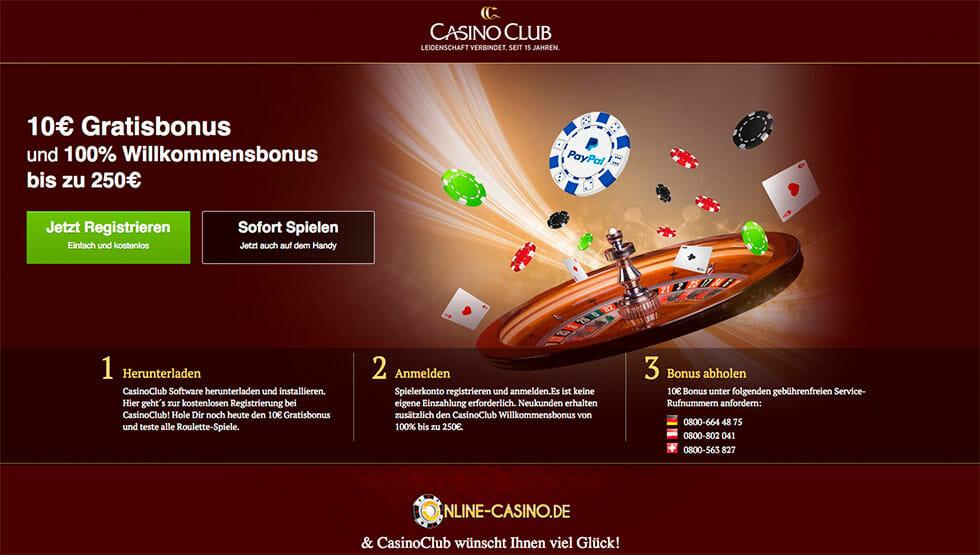 online casino gründen