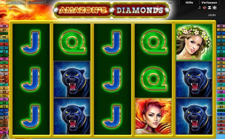 Amazons Diamonds–vorschau