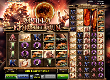 Apollo God Of The Sun Vorsc