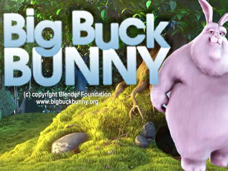 Big Buck Bunny Logo