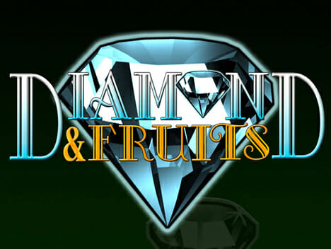 Diamond And Fruits Logo