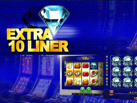 Extra 10 Liner Logo