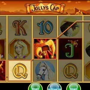 Merkur Jollys Cap Feature