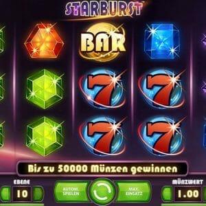Starburst Vorschau Online Slot