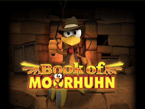 book of moorhuhn online casino