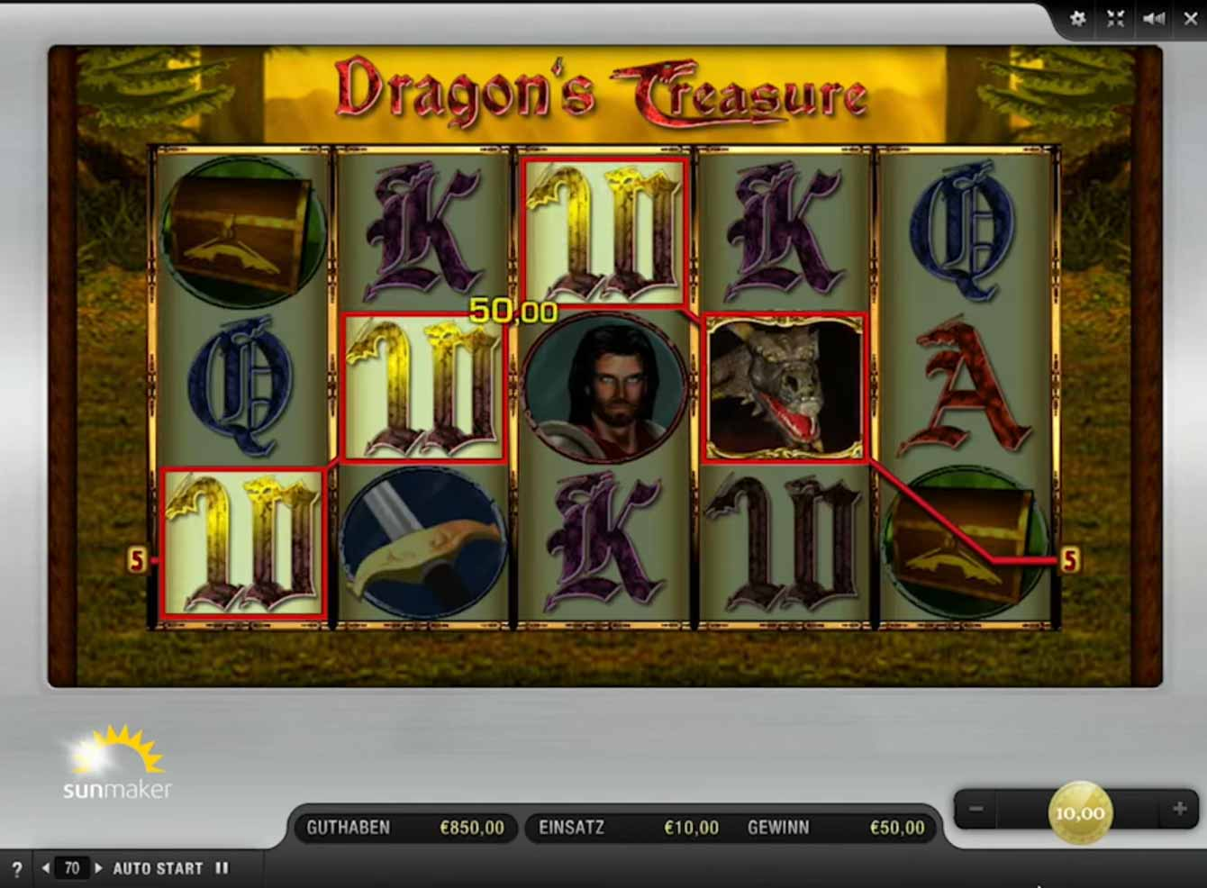 Dragons Treasure Vorschau