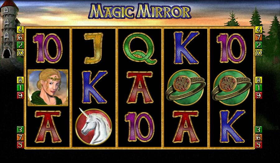 Merkur Magic Mirror Automatenspiel