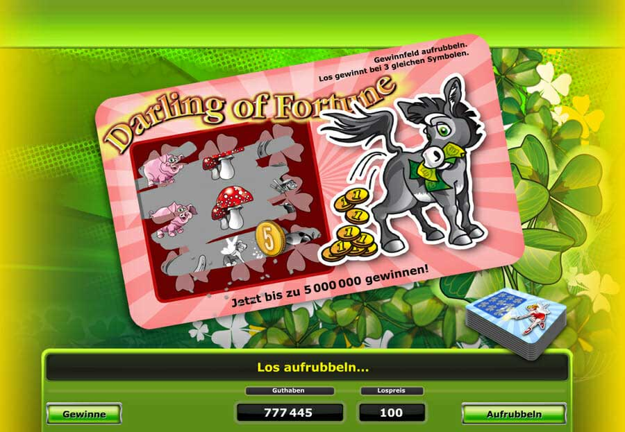 Novoline Darling Of Fortune Spielen