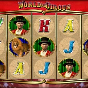 Merkur World Of Circus Automatenspiel