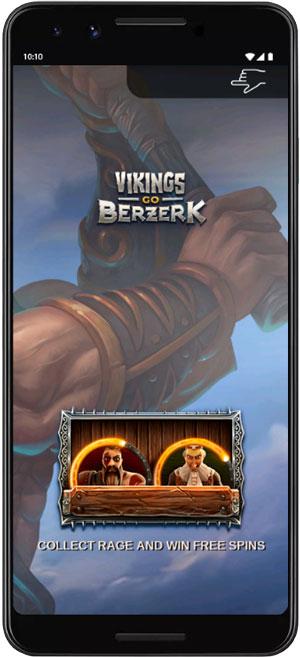 Vikings go Berzerk mobile