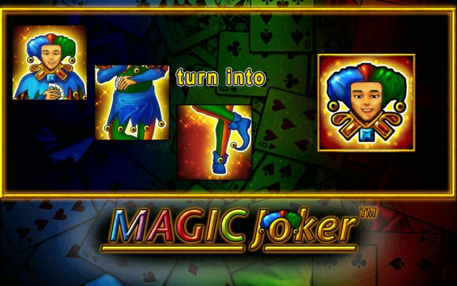 Novoline Magic Joker Bonus
