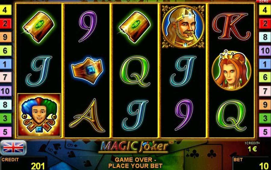 Novoline Magic Joker Spielautomat