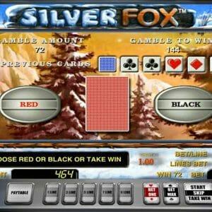 Novoline Silver Fox Risiko