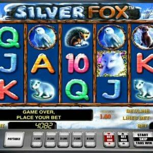 Novoline Silver Fox Spielautomat
