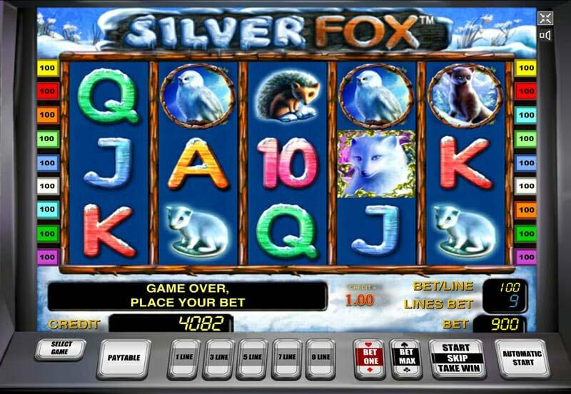 Silver spiel