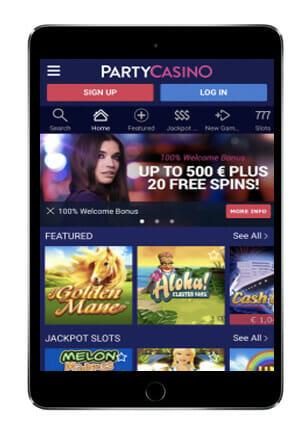 partycasino-app