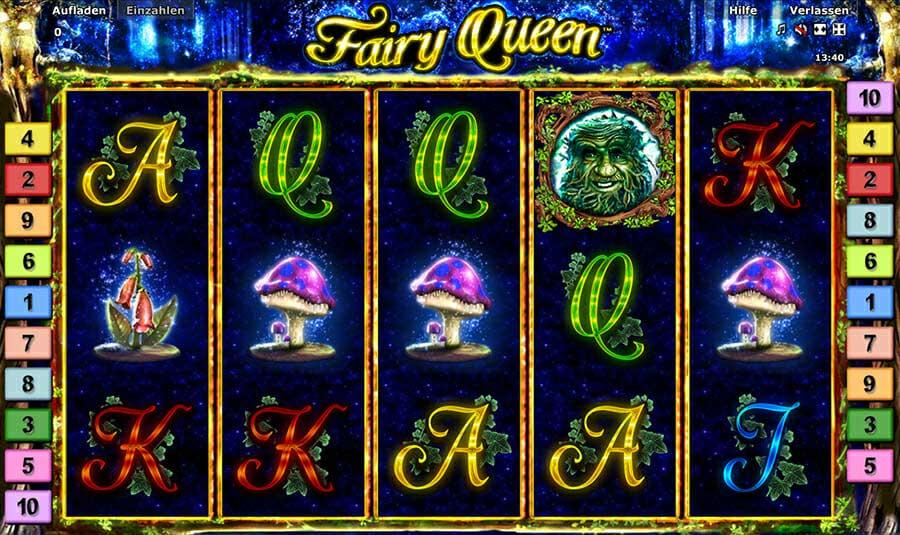 Novoline Fairy Queen Spielautomat