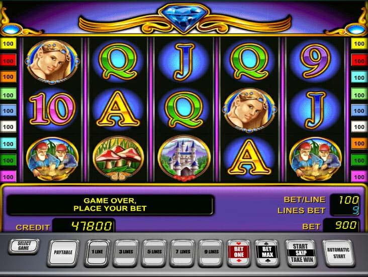 Novoline Unicorn Magic Spielautomat