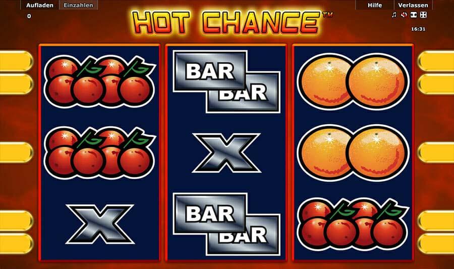 Novoline Hot Chance Spielautomat