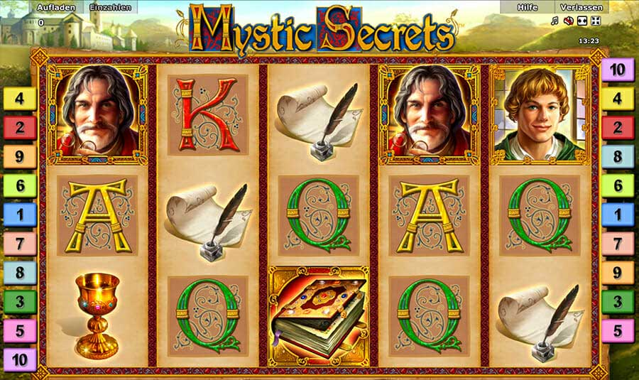 Novoline Mystic Secrets Spielautomat