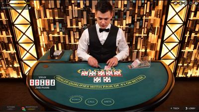 Live Casino Casino Holdem