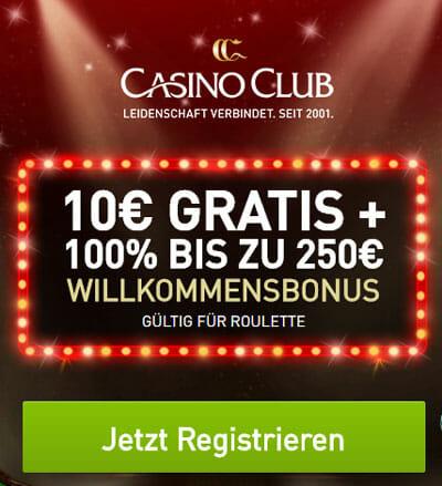 Casino Club Bonus Ohne Startguthaben