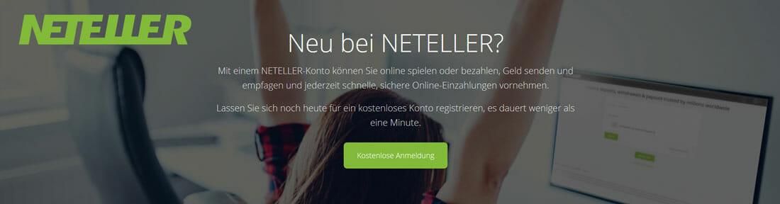 Neteller Online Casino Banner