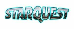 Starquest Schriftzug