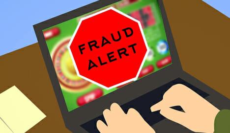 Online Casino Betrug Logo