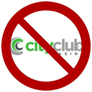 Warnung City Club Casino