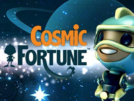 Cosmic Fortune Logo