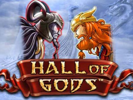 Hall Of The Gods Logo