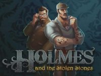 Holmes And The Stolen Stones Logo