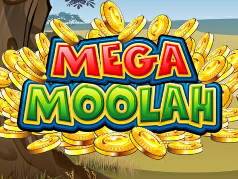 Mega Moolah Logo