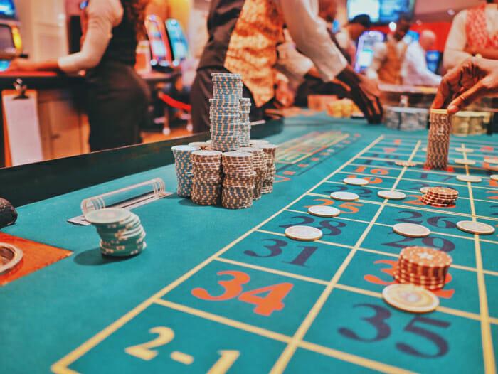 Spielbank Roulette