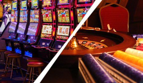 Unterschied Zwischen Spielhalle und Spielbank
