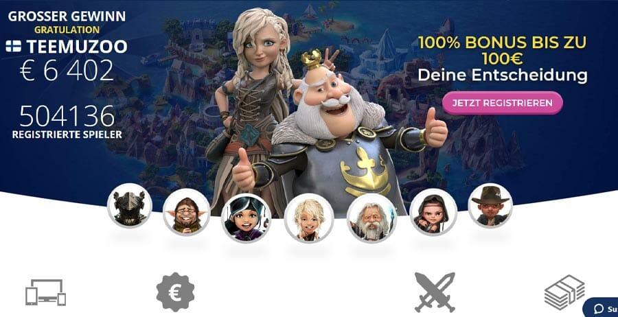Casino Heroes Startseite