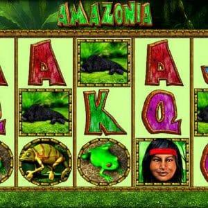 Merkur Amazonia Spielautomat