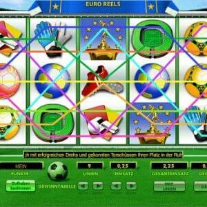 Random Logic Euro Reels Spielautomat