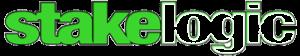 Stakelogic Schriftzug